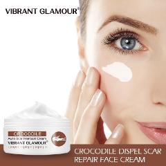 VIBRANT GLAMOUR Crocodile Repair Scar Cream Removal Acne Scar Treatment Stretch Marks Burn Whitening Knife Scar Skin Care new