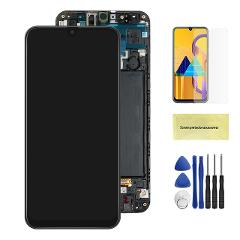 Display For Samsung Galaxy A50 LCD Touch Screen Digitizer Assembly with Frame For Samsung galaxy a5 2019 A505F/DS A505F A505FD